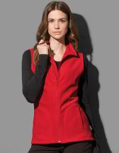 Active Fleece Vest for women