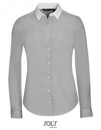 Women`s Long Sleeve End-To-End Shirt Belmont